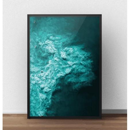 "Plakat fotograficzny ""Windsurfing"""