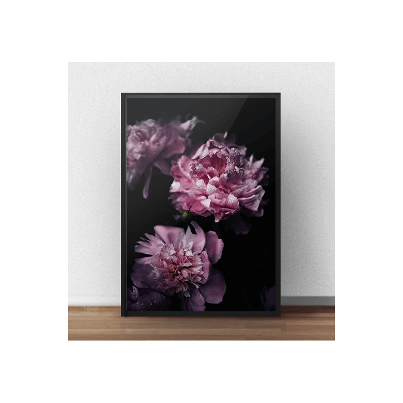 Glamour poster Peonie
