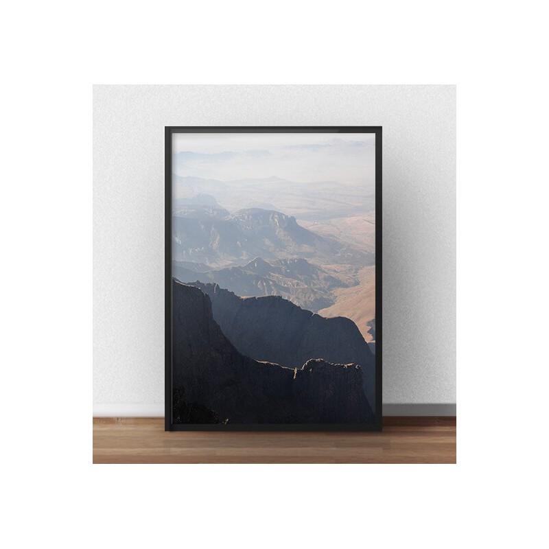 Plakat fotograficzny Kanion