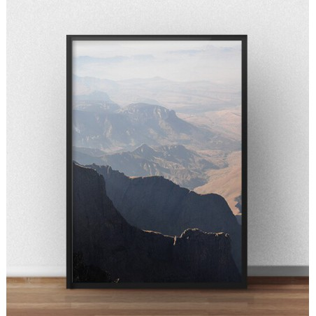 "Plakat fotograficzny ""Kanion"""