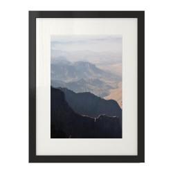 Kolorowy plakat fotograficzny na ścianę z górskim krajobrazem
