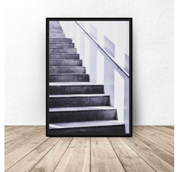 Poster for the wall Stairs