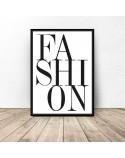 Plakat dekoracyjny Fashion 2