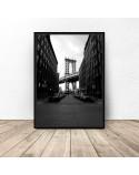 Poster Brooklyn Bridge 2