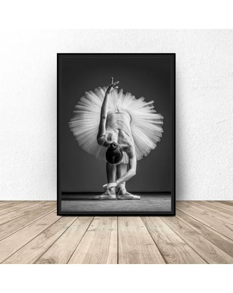 "Plakat fotograficzny ""Balerina"""