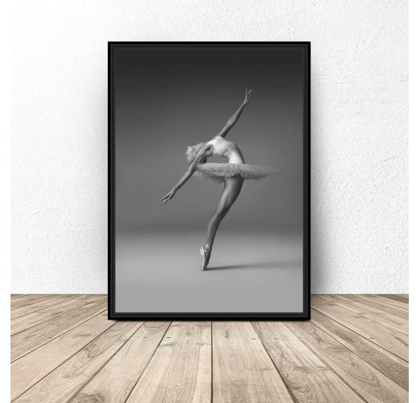 Plakat fotograficzny Tancerka baletowa
