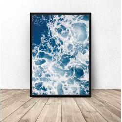 """Plakat dekoracyjny """"Morska..."""