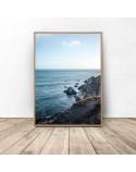 Landscape poster Ocean 2