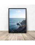 Landscape poster Ocean