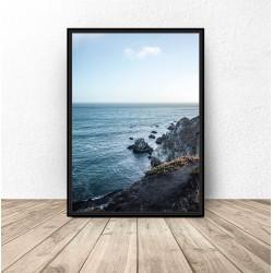 "Plakat krajobraz ""Ocean"""