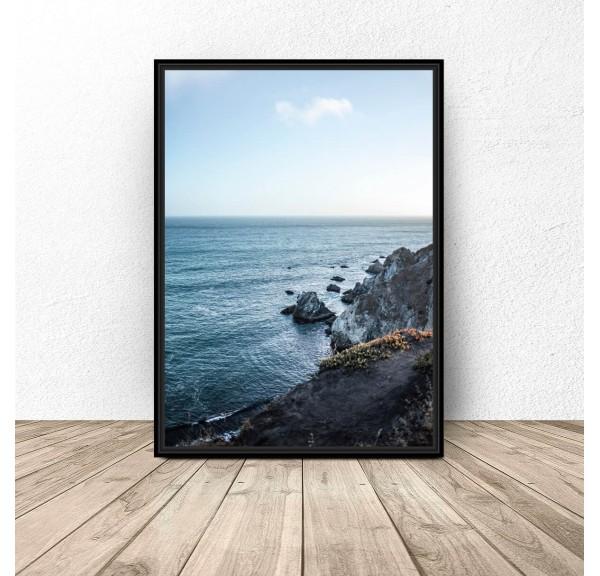 Plakat krajobraz Ocean