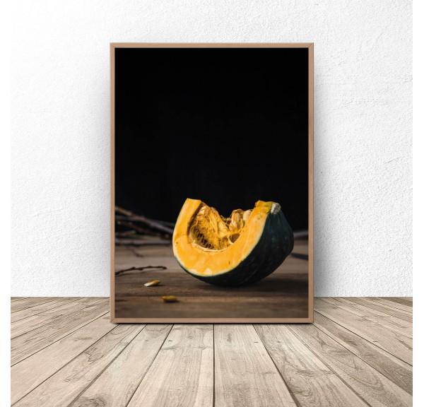 Kitchen poster Pumpkin