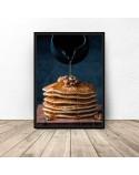 Kitchen poster Pancakes 2