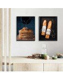 Kitchen poster Baguettes 3