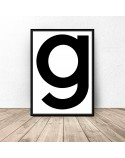 Skandynawski plakat g