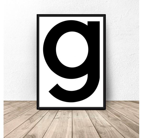Scandinavian poster g