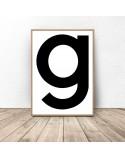 Skandynawski plakat g 2