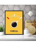 Coffee poster Power Full 3