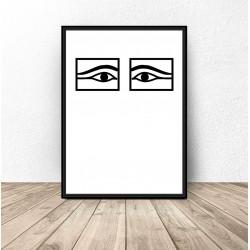 """Plakat na ścianę """"Egipskie..."""