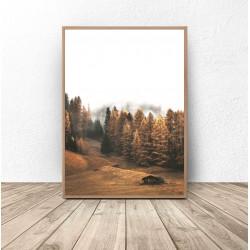 """Plakat """"Jesienna aura"""""""