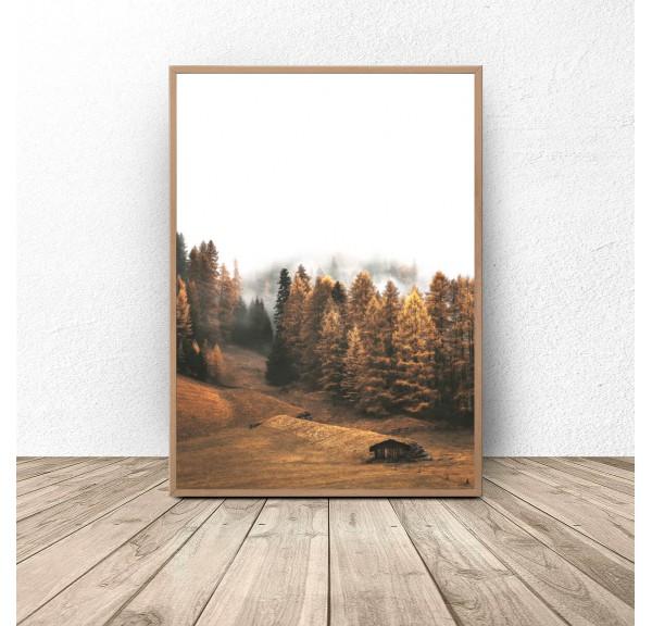 Plakat Jesienna aura