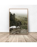 Plakat Skaliste wzgórze
