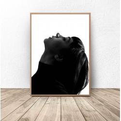 """Plakat z kobietą """"Elegant"""""""