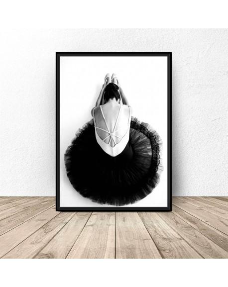 "Plakat fotograficzny ""Baletnica"""
