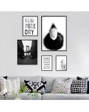 Set of two New York City posters 4