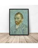 Plakat reprodukcja Autoportret Vincent'a van Gogh'a Vincent van Gogh 3