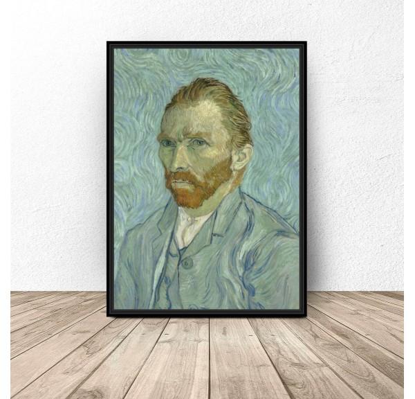 Plakat reprodukcja Autoportret Vincent'a van Gogh'a Vincent van Gogh