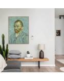Plakat reprodukcja Autoportret Vincent'a van Gogh'a Vincent van Gogh 2