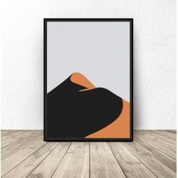 """Plakat """"Sahara"""""""