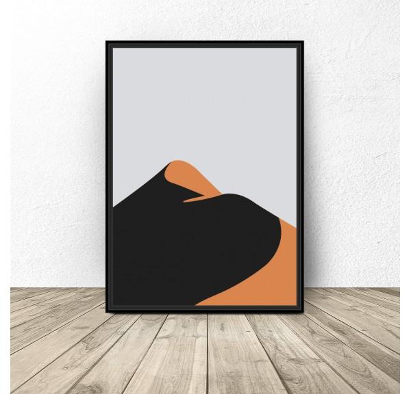 Plakat Sahara