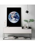 Plakat z ziemią Earth 2