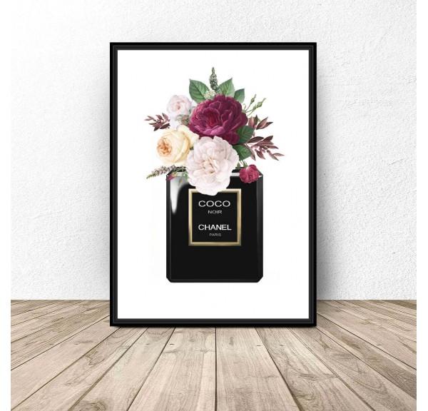 Poster Chanel Noir