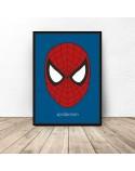 Plakat z postacią Spidermana 3