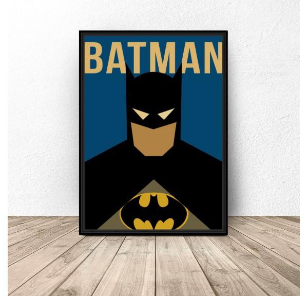 Plakat na ścianę Batman