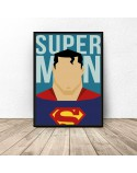 Poster for the wall Superman