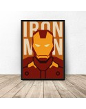 Plakat na ścianę Iron Man