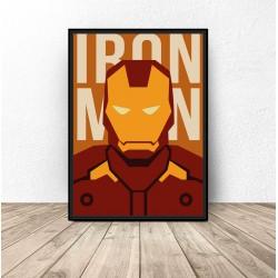 """Plakat na ścianę """"Iron Man"""""""
