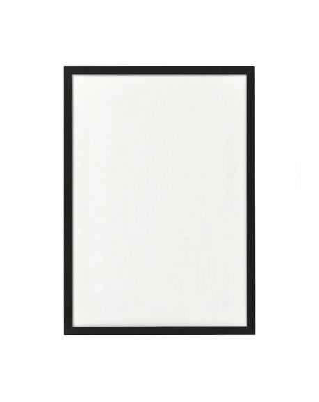Czarna rama na plakaty - zamówienie indywidualne