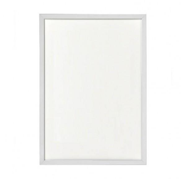 Biała rama na plakaty - zamówienie indywidualne