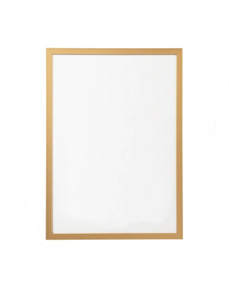 Złota rama na plakaty - zamówienie indywidualne