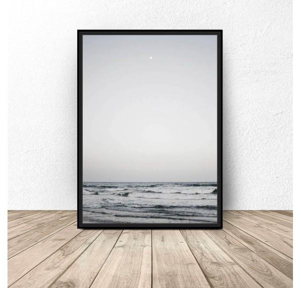Plakat na ścianę Zmierzch nad oceanem