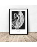 Plakat z tancerką Dance Art of Motion 61x91 wyprzedaż 2