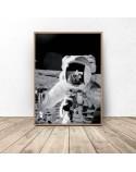 Plakat NASA Astronauta Apollo 11 2