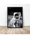 Zestaw 4 plakatów Apollo 11 4