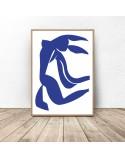 Plakat reprodukcja Blue Dance Henri Matisse 2