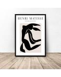 Plakat reprodukcja Black Dance Henri Matisse 2